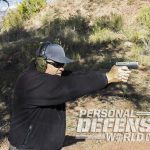Kahr Arms S9 Pistol Athlon Outdoors Rendezvous aim