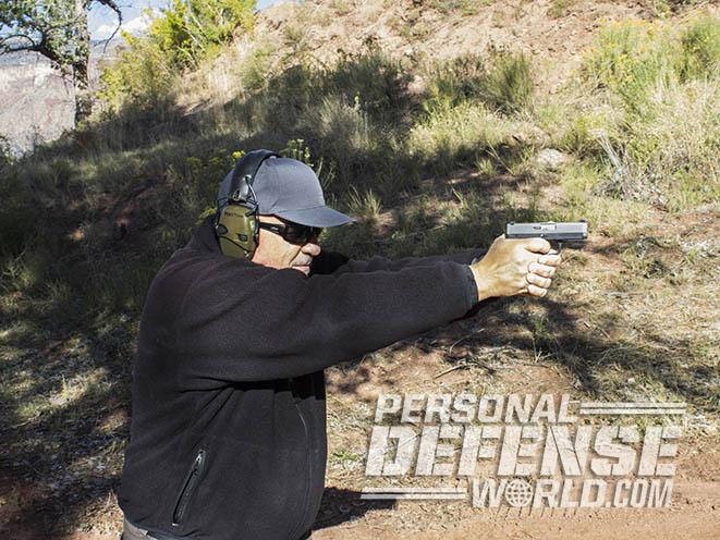 Kahr Arms S9 Pistol Athlon Outdoors Rendezvous aim