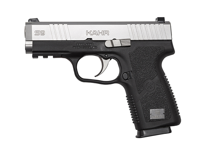 Kahr Arms S9 Pistol Athlon Outdoors Rendezvous left