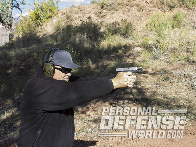 Kahr Arms S9 Pistol Athlon Outdoors Rendezvous range
