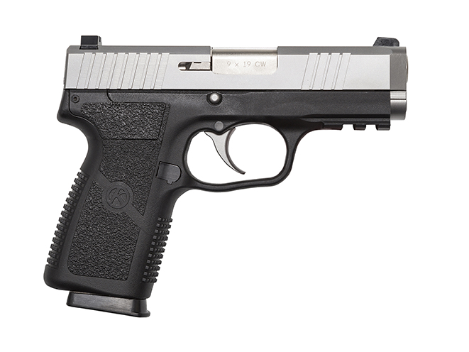 Kahr Arms S9 Pistol Athlon Outdoors Rendezvous right