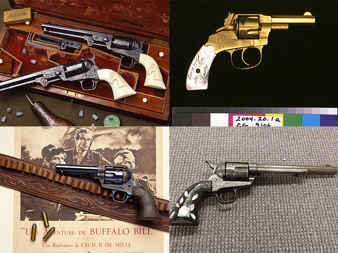 8 of the Most Iconic Old West Revolvers Ever Carried