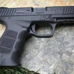 SAR 9 Pistol right profile