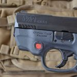 Smith & Wesson M&P Shield M2.0 Pistol athlon outdoors rendezvous CT laser