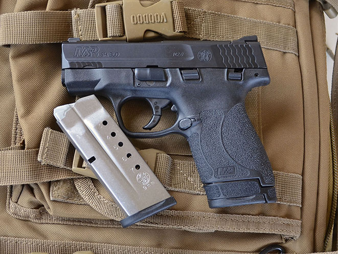 Smith & Wesson M&P Shield M2.0 Pistol athlon outdoors rendezvous pack