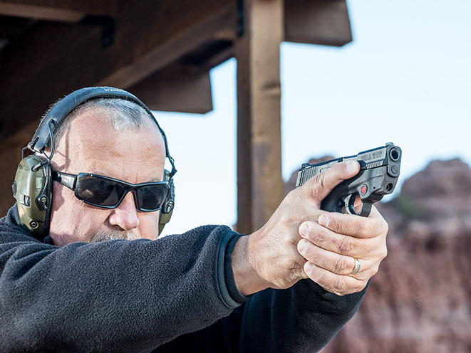 Smith & Wesson M&P Shield M2.0 Pistol athlon outdoors rendezvous fred mastison