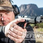 Canik TP9SFL pistol Athlon Outdoors Rendezvous aim
