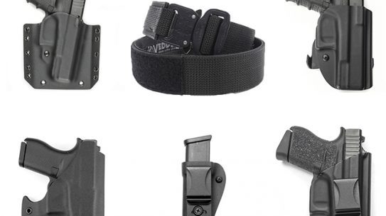 Vedder Holsters handgun holster options