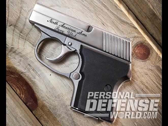 North American Arms Guardian 380 pistols profile