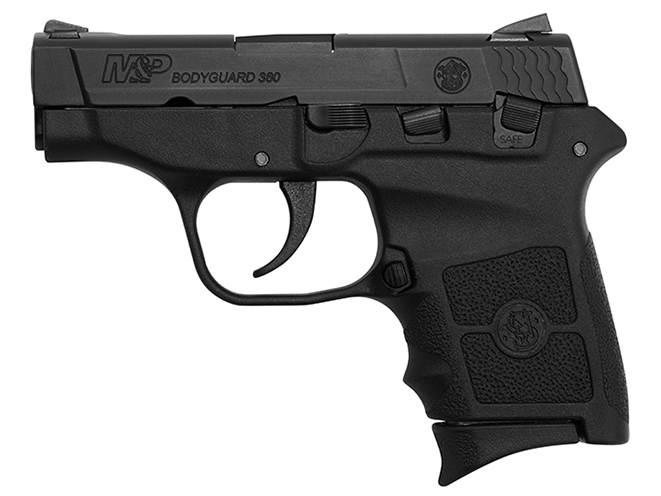 S&W M&P Bodyguard 380 pistols