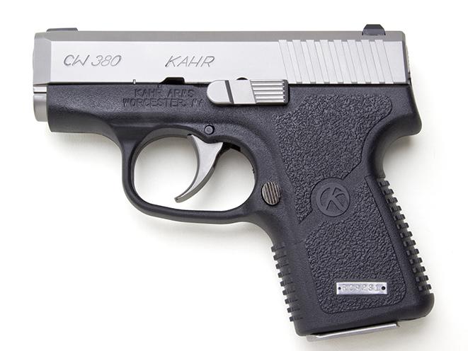 Kahr CW380 380 pistols