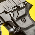 Arex Rex Zero 1S pistol thumb safety