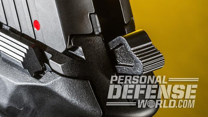 Arex Rex Zero 1S pistol hammer