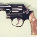 backup gun s&w model 10 revolver