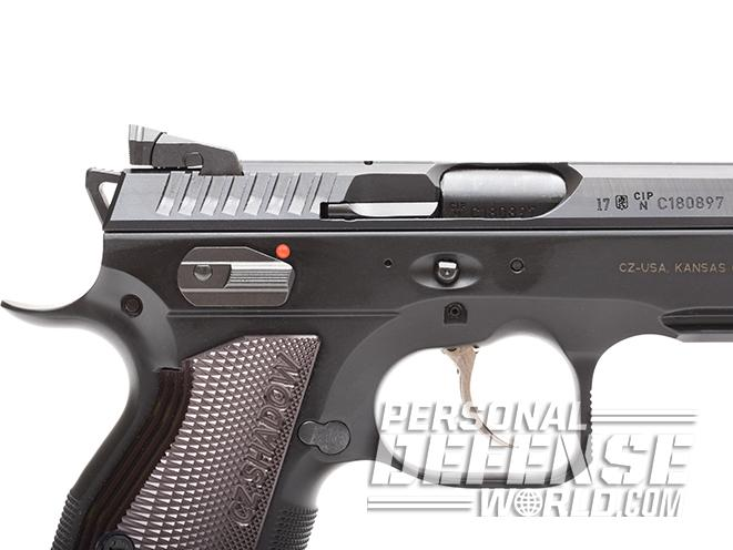 Gun Review: The CZ Shadow 2 9mm Competition Pistol