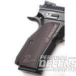 CZ Shadow 2 pistol grip