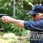 CZ Shadow 2 pistol firing