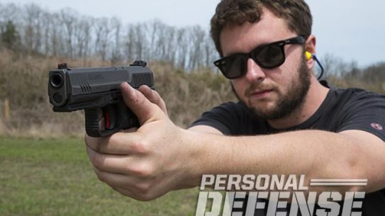 Canik TP9SF Elite pistol test