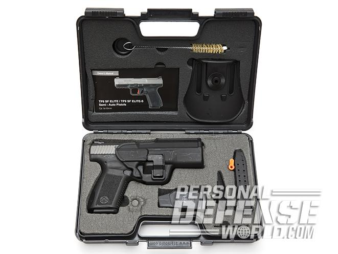 Canik TP9SF Elite pistol case