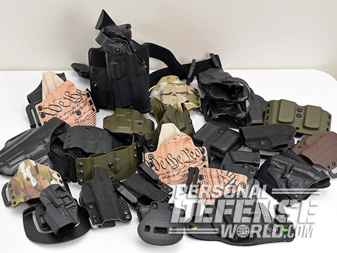 concealment holster rigs