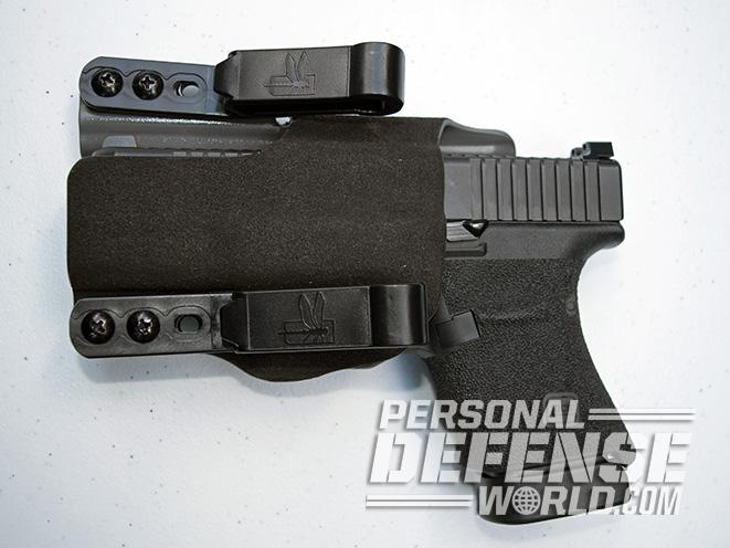 G-Code/Haley Strategic Incog IWB concealment Holster