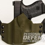 Cascadia Kydex Custom concealment holster Rig