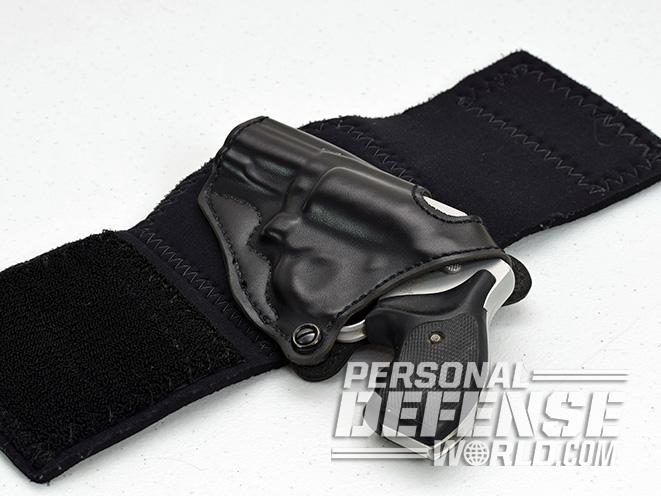 Galco Ankle Glove concealment holster
