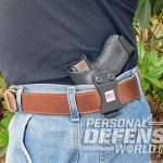 Cascade Kydex concealment holster rig