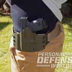 owb concealment holster rig