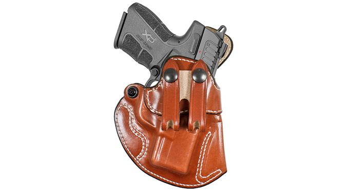 DeSantis Cozy Partner holster for springfield xde