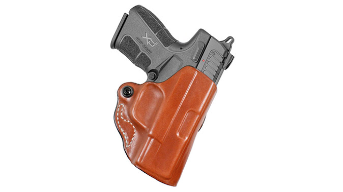 DeSantis Mini-Scabbard holster for springfield xde