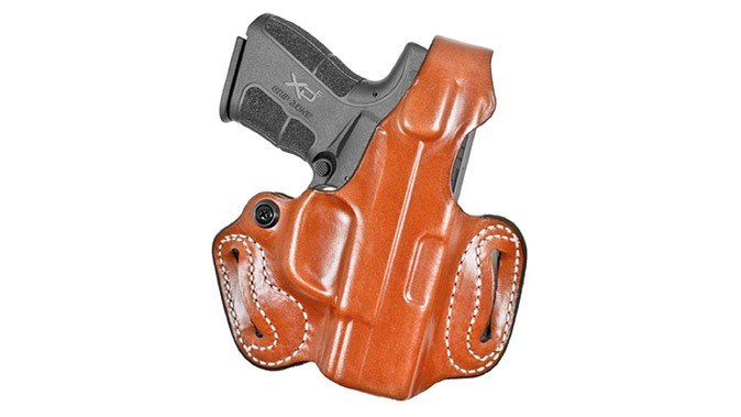 DeSantis Thumb Break Mini Slide holster for springfield xde
