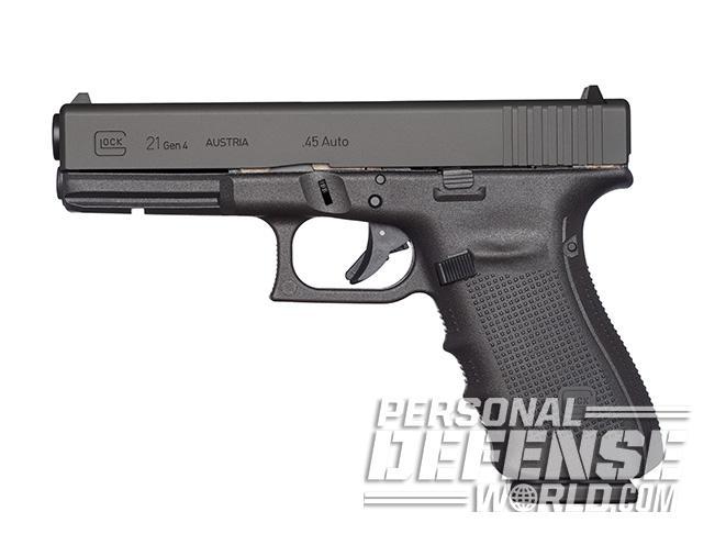 Glock 21 Gen4 polymer 45