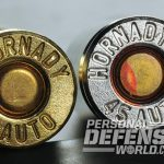 handgun ammo hornady ammo side by side