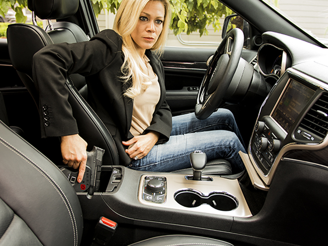 identilock in car
