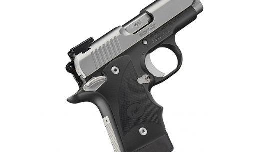Kimber Micro 9 CDP (DN) pistol profile