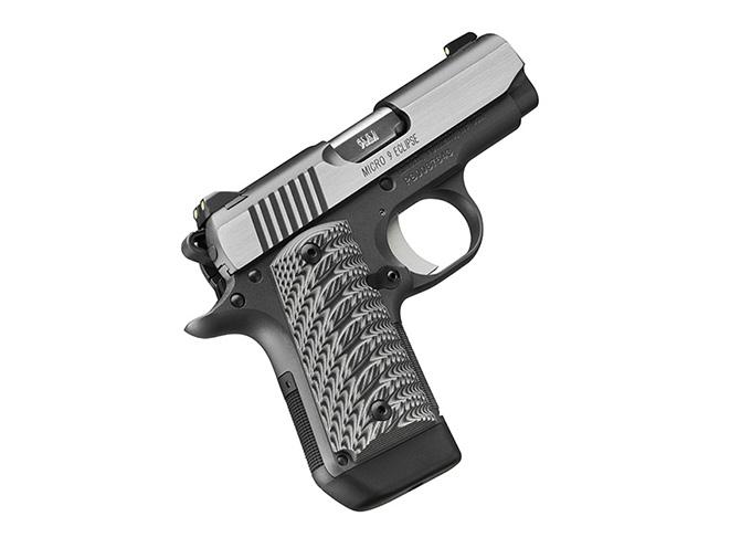 Kimber Micro, Micro 9 Pistol Lineup Gets New Models