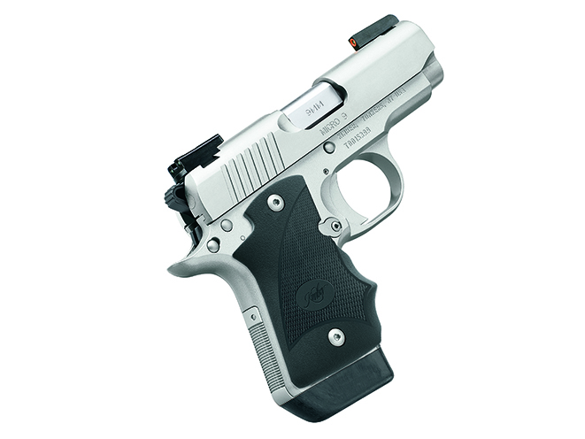 Kimber Micro 9 Stainless (DN) pistol profile