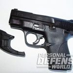 lasermax gripsense on gun