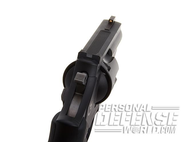 nighthawk korth sky hawk revolver rear sight