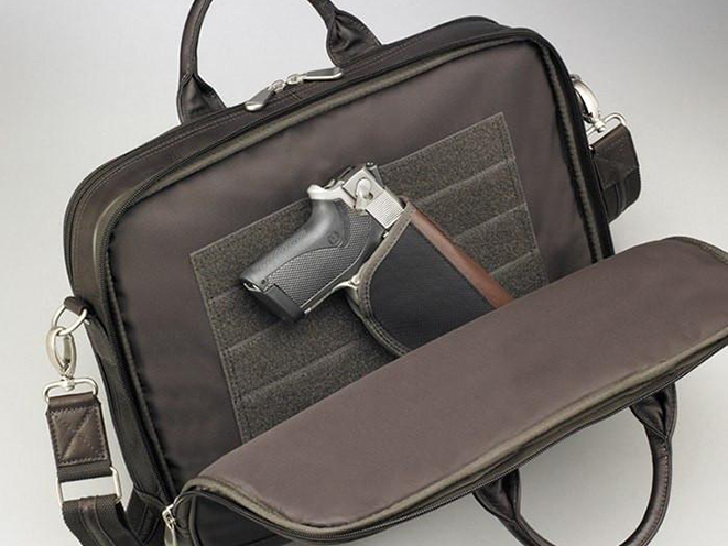 off-body carry pocket