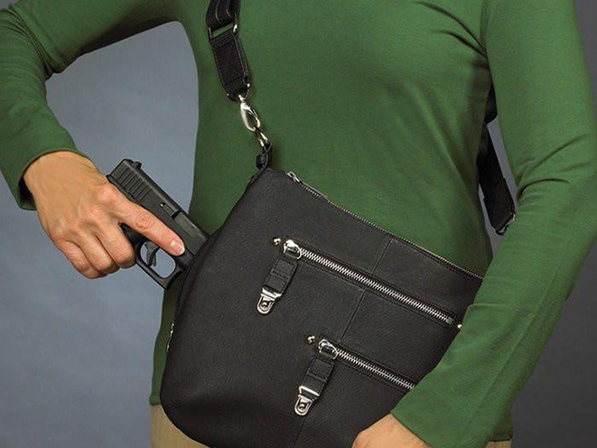 off-body carry purse cross-draw