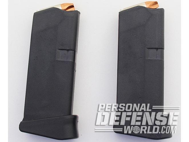 pocket pistol carry spare ammo