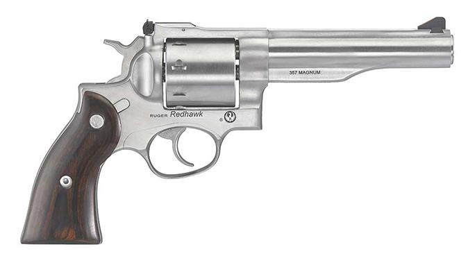 Ruger Redhawk 5.5-Inch Barrel revolver gp100