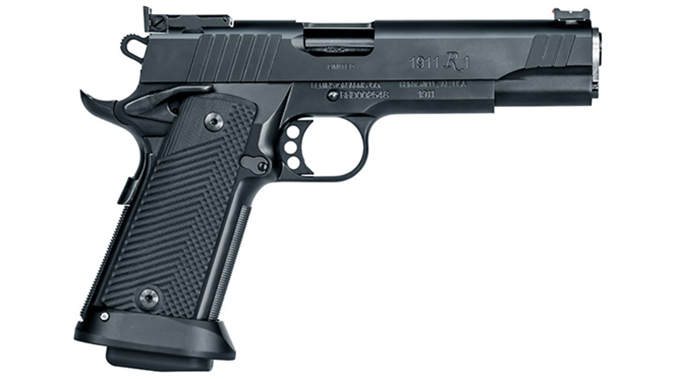 Remington R1 Limited Double Stack pistol right profile