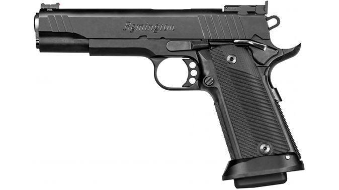 Remington R1 Limited Double Stack pistol left profile