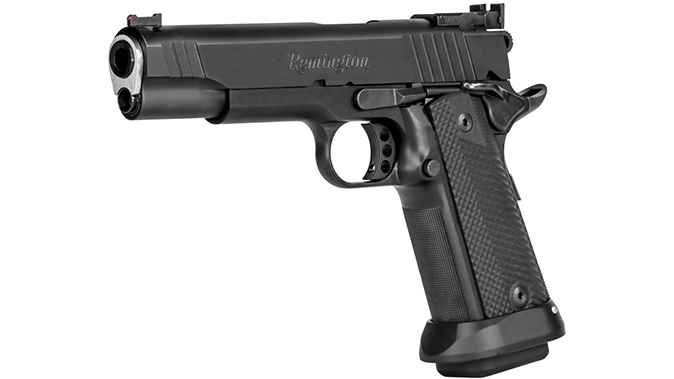 Remington R1 Limited Double Stack pistol left angle