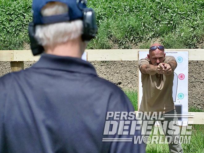 rob pincus gunfight shooting stance