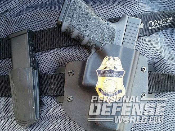 rob pincus gunfight holster