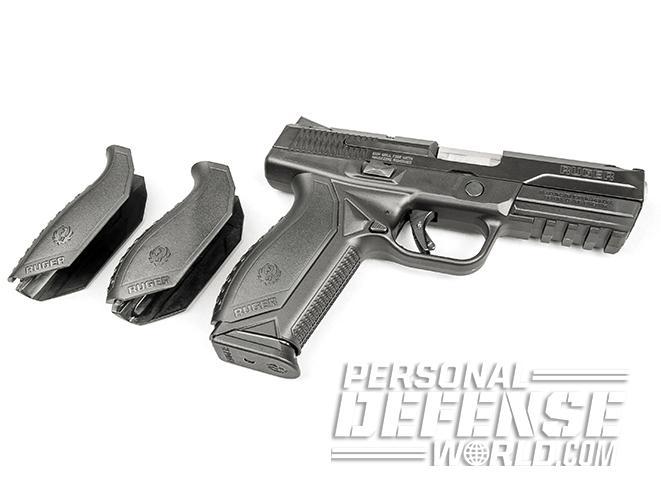 Ruger American Pistol polymer 45 backstraps
